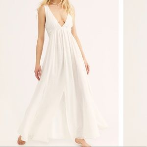 Who's That Girl Free People Maxi Dress